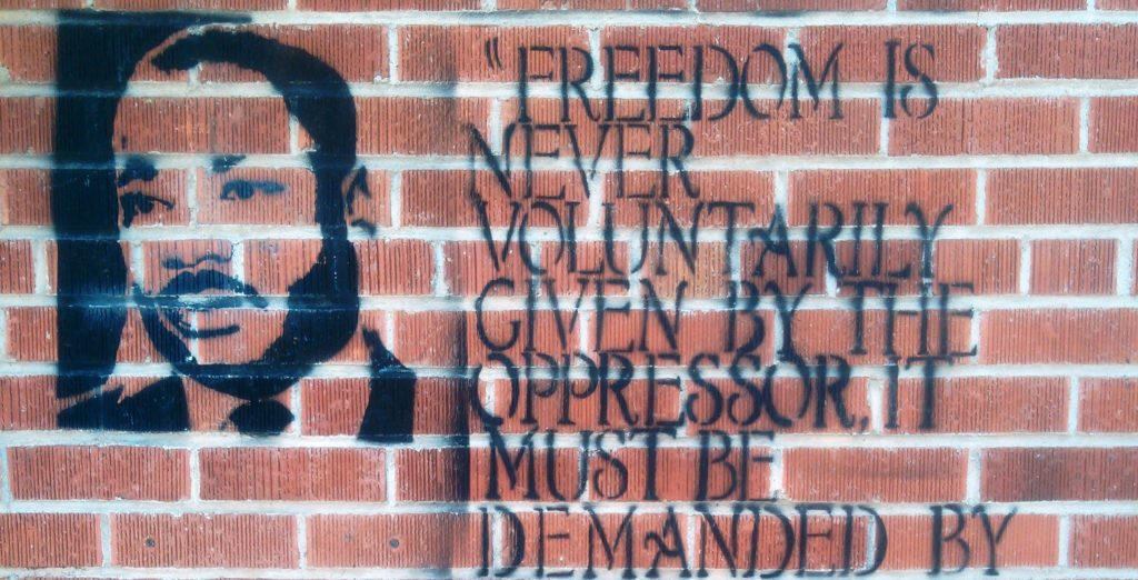 Quotes From Mlk Letter From Birmingham Jail: Freedom_quote_from_Martin_Luther_King,_Jr's_Letter_from_a